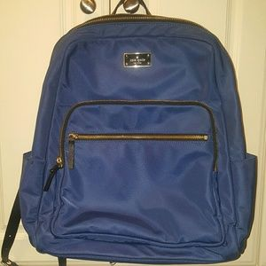 Large Kate Spade Bradley Wilson Road Backpack